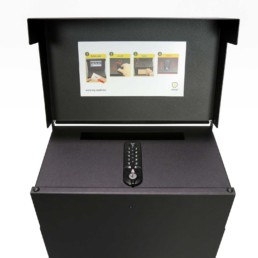 E-Safe Shopperbox Digital - Pakketbrievenbus